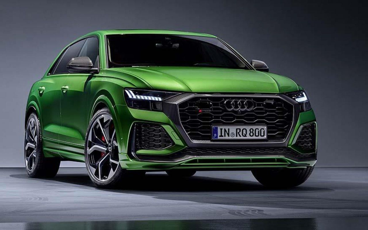 Audi Sport unleashes the new RS Q8