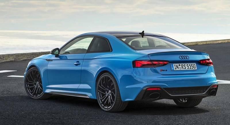 Audi RS 5 highlights