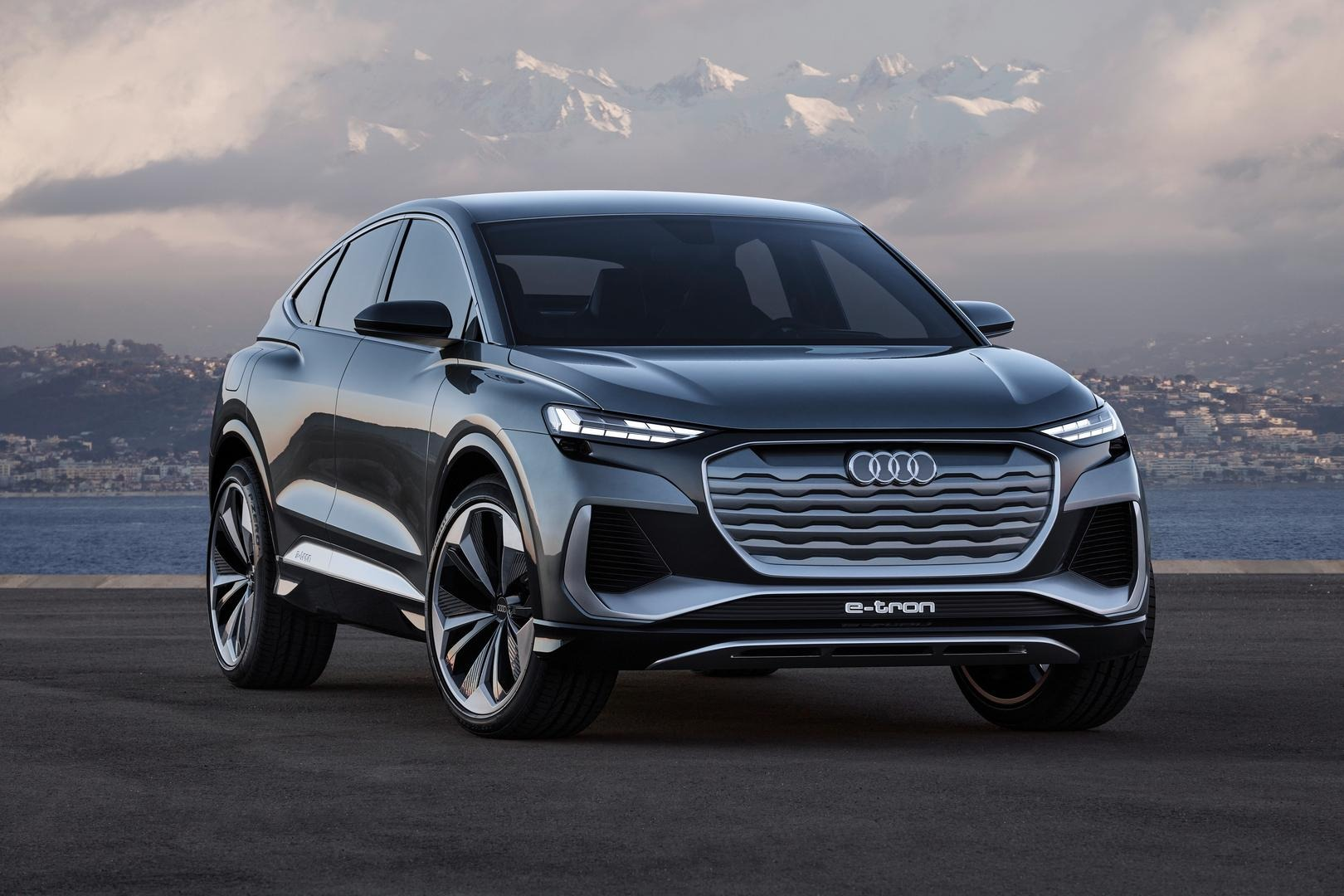 First look- Audi Q4 e-tron concept
